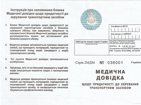 Цена медицинская справка водителя медицинская справка 046-1 москва